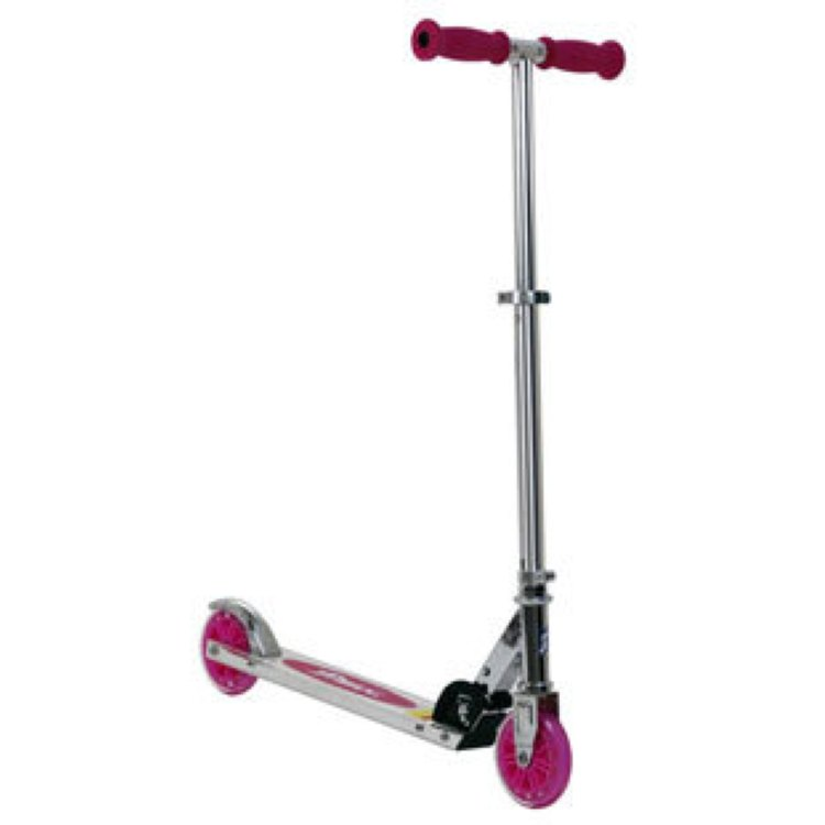 JD Bug Eco Complete Scooter - Pink